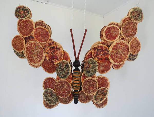 Pizza Butterfly